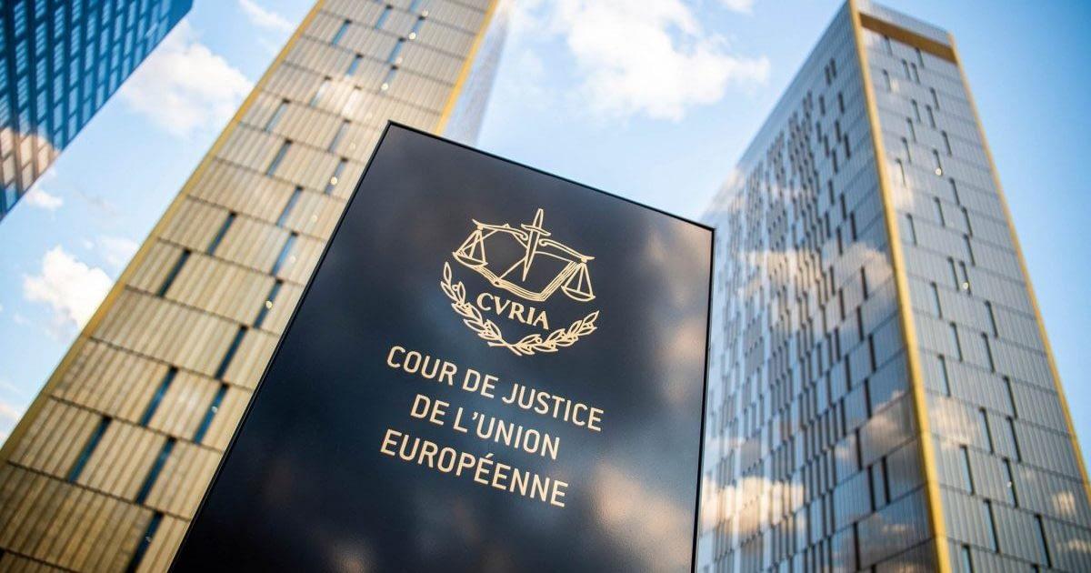 Zgrada Suda Europske unije (CJEU)