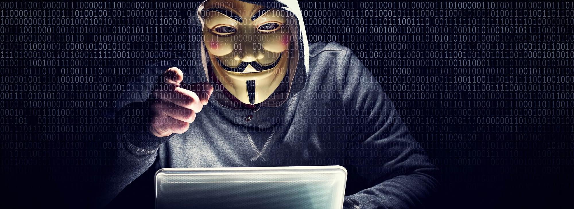 Maskirani haker