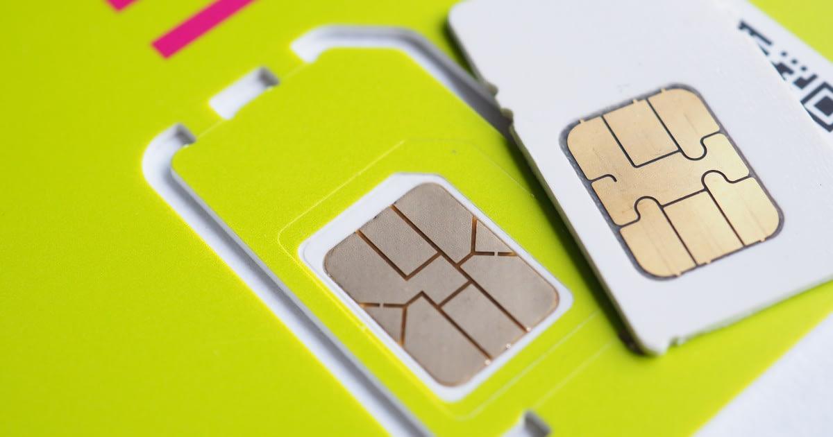 SIM kartice