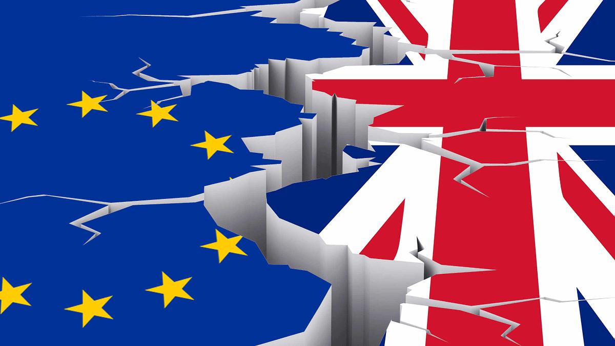 Ilustracija - UK izlazi iz EU
